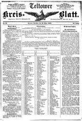 Teltower Kreisblatt (18.03.1890)