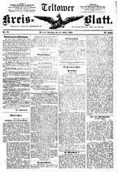 Teltower Kreisblatt (17.03.1891)