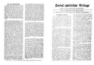 Teltower Kreisblatt vom 11.02.1892