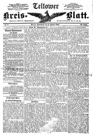 Teltower Kreisblatt vom 06.01.1894