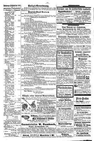 Teltower Kreisblatt vom 16.05.1894