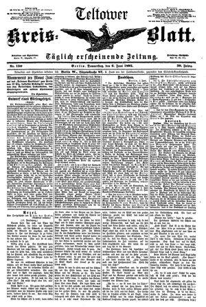 Teltower Kreisblatt vom 06.06.1895
