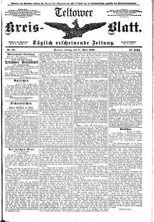 Teltower Kreisblatt vom 17.04.1896