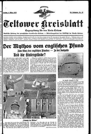 Teltower Kreisblatt vom 08.03.1935
