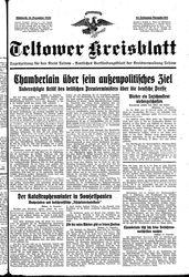 Teltower Kreisblatt (14.12.1938)