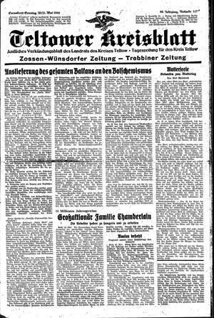 Teltower Kreisblatt vom 20.05.1944