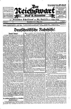 Reichswart on Mar 3, 1923