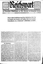 Reichswart