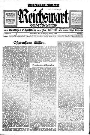 Reichswart on Mar 22, 1924