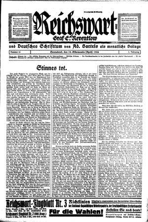 Reichswart on Apr 19, 1924