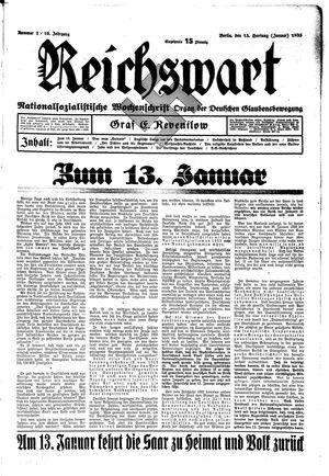 Reichswart on Jan 13, 1935