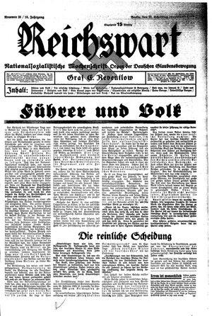 Reichswart on Sep 22, 1935