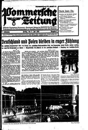 Pommersche Zeitung vom 05.07.1935