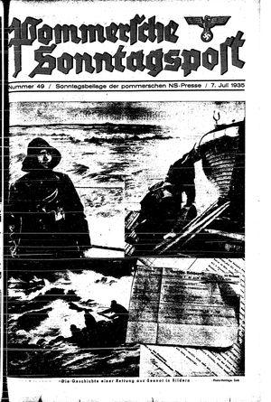 Pommersche Zeitung vom 07.07.1935
