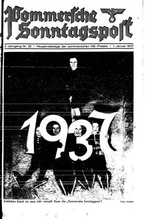 Pommersche Zeitung vom 01.01.1937