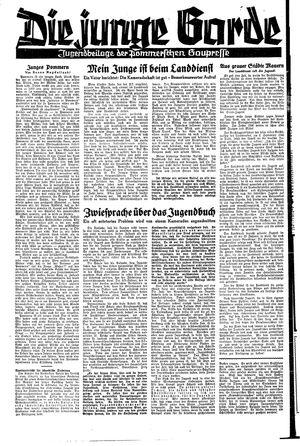Pommersche Zeitung vom 04.01.1937