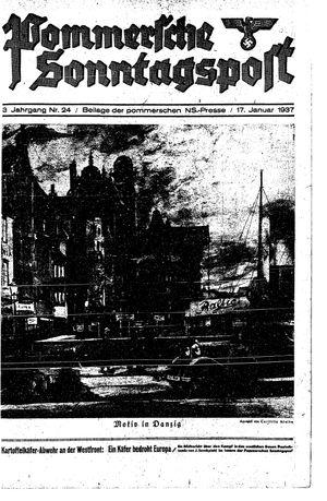 Pommersche Zeitung vom 17.01.1937