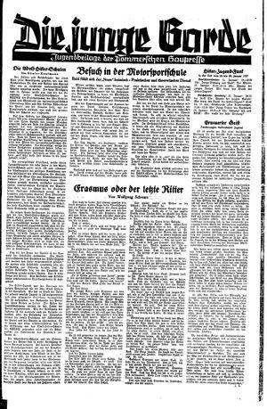 Pommersche Zeitung vom 24.01.1937