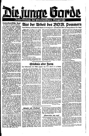 Pommersche Zeitung vom 02.02.1937