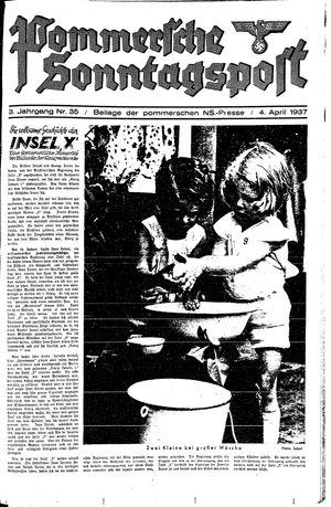Pommersche Zeitung vom 04.04.1937