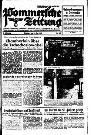 Pommersche Zeitung on May 24, 1938