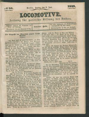 Locomotive vom 09.06.1848