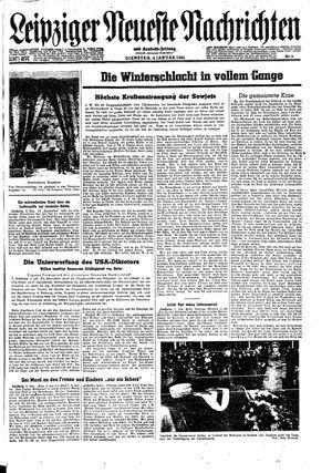 Leipziger neueste Nachrichten und Handelszeitung  on Jan 4, 1944