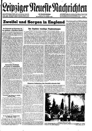Leipziger neueste Nachrichten und Handelszeitung  on Mar 29, 1944