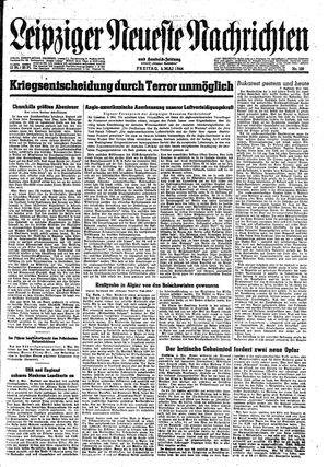 Leipziger neueste Nachrichten und Handelszeitung  vom 05.05.1944
