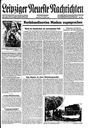 Leipziger neueste Nachrichten und Handelszeitung  vom 12.05.1944