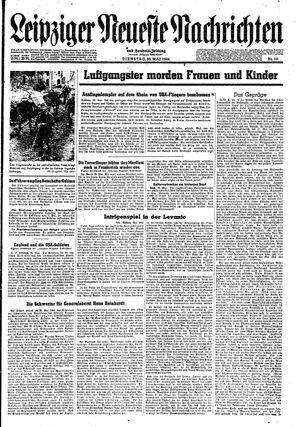 Leipziger neueste Nachrichten und Handelszeitung  on May 30, 1944