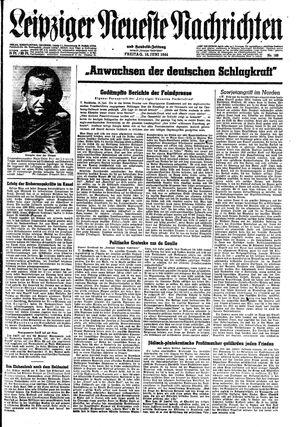 Leipziger neueste Nachrichten und Handelszeitung  vom 16.06.1944