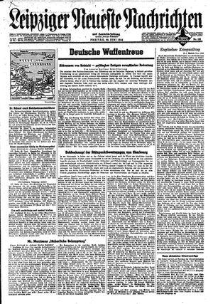 Leipziger neueste Nachrichten und Handelszeitung  on Jun 30, 1944