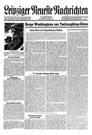 Leipziger neueste Nachrichten und Handelszeitung  vom 12.07.1944