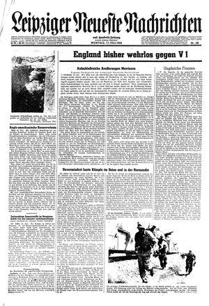 Leipziger neueste Nachrichten und Handelszeitung  vom 17.07.1944