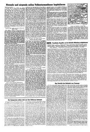 Leipziger neueste Nachrichten und Handelszeitung  vom 19.10.1944
