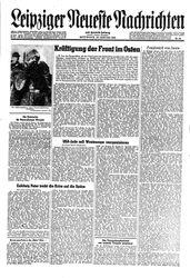 Leipziger neueste Nachrichten