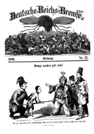Deutsche Reichs-Bremse on Oct 20, 1849