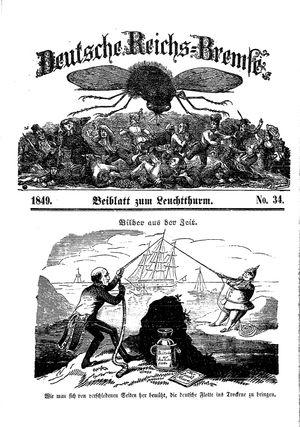 Deutsche Reichs-Bremse vom 03.11.1849