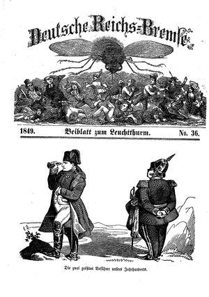 Deutsche Reichs-Bremse vom 17.11.1849