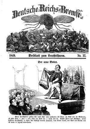 Deutsche Reichs-Bremse on Nov 23, 1849