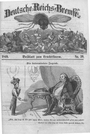 Deutsche Reichs-Bremse vom 08.12.1849
