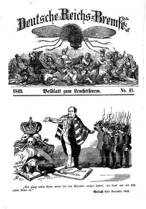 Deutsche Reichs-Bremse on Dec 21, 1849