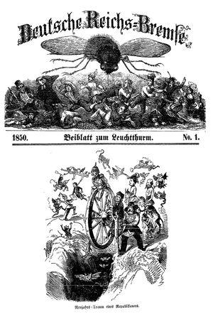 Deutsche Reichs-Bremse vom 05.01.1850