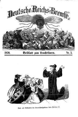 Deutsche Reichs-Bremse vom 19.01.1850