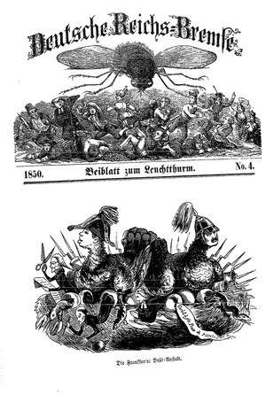 Deutsche Reichs-Bremse vom 26.01.1850