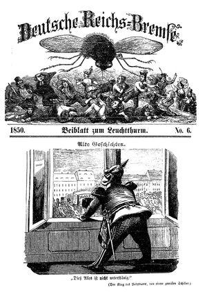 Deutsche Reichs-Bremse vom 09.02.1850