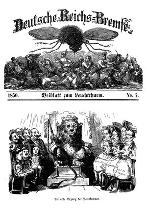 Deutsche Reichs-Bremse vom 16.02.1850