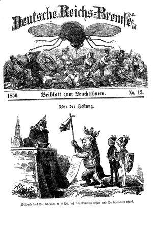 Deutsche Reichs-Bremse vom 23.03.1850