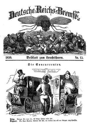 Deutsche Reichs-Bremse vom 20.04.1850